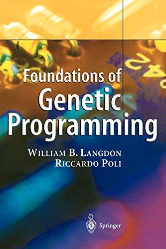 9783642076329: Foundations of Genetic Programming