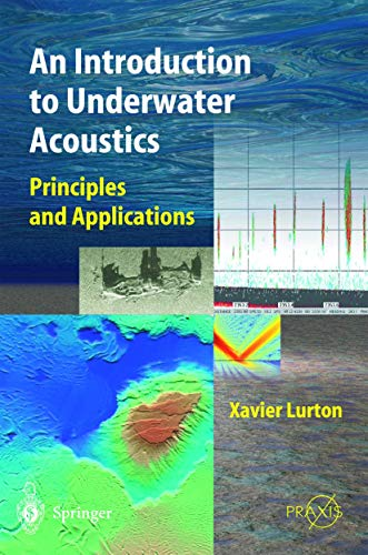 9783642076923: Underwater Acoustics: An Introduction (Springer Praxis Books / Geophysical Sciences)