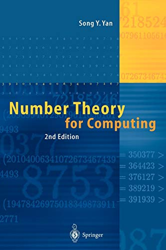 9783642077104: Number Theory for Computing
