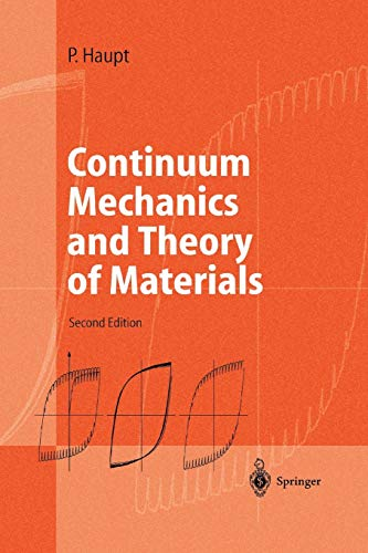 9783642077180: Continuum Mechanics and Theory of Materials (Advanced Texts in Physics)