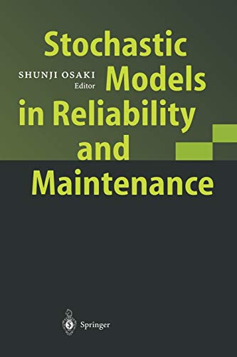 9783642077258: Stochastic Models in Reliability and Maintenance