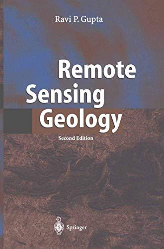 9783642077418: Remote Sensing Geology