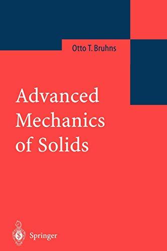 9783642078507: Advanced Mechanics of Solids