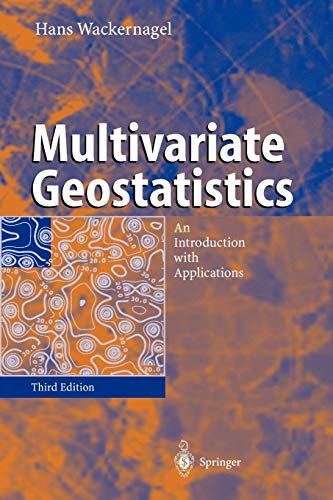 9783642079115: Multivariate Geostatistics: An Introduction with Applications