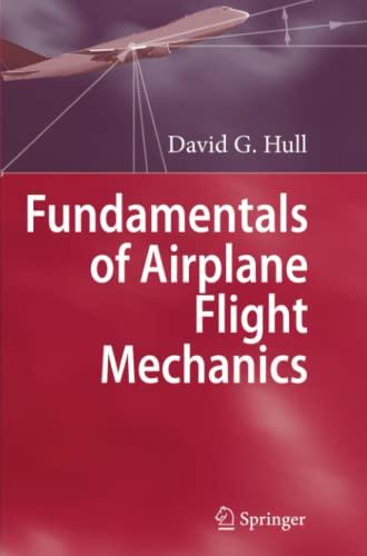 9783642079870: Fundamentals of Airplane Flight Mechanics