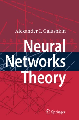 9783642080067: Neural Networks Theory