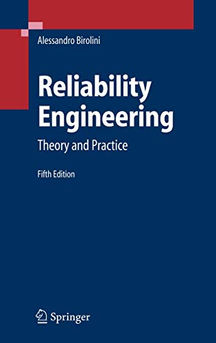 9783642080470: Reliability Engineering: Theory and Practice