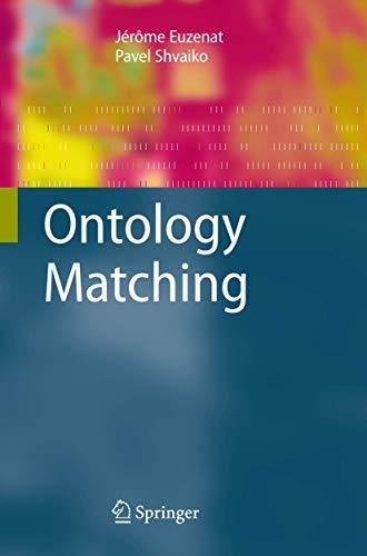 9783642080555: Ontology Matching
