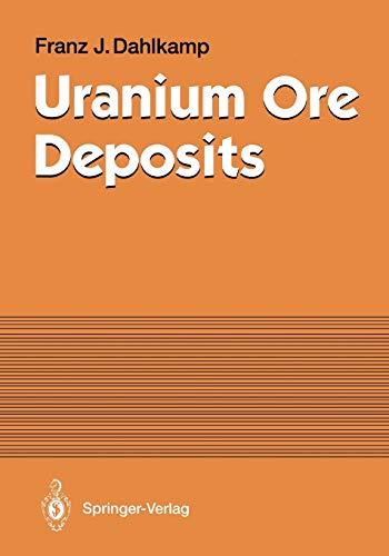9783642080951: Uranium Ore Deposits