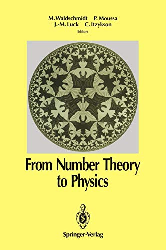 9783642080975: From Number Theory to Physics