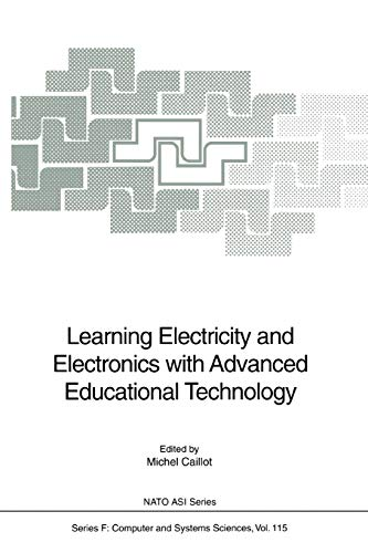 Learning Electricity and Electronics with Advanced Educational Technology [Br.