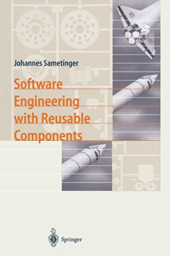 9783642082993: Software Engineering with Reusable Components