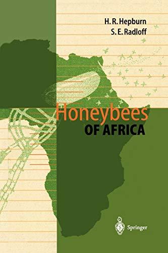 9783642083891: Honeybees of Africa
