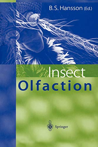 9783642084492: Insect Olfaction
