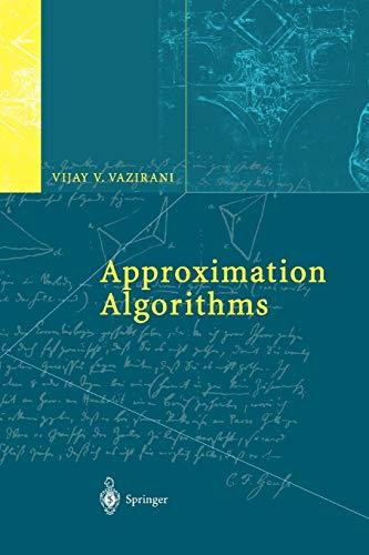 9783642084690: Approximation Algorithms