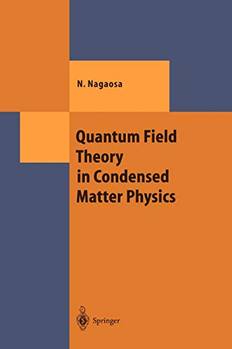 9783642084850: Quantum Field Theory in Condensed Matter Physics (Theoretical and Mathematical Physics)