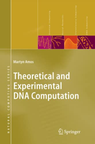 9783642085048: Theoretical and Experimental DNA Computation (Natural Computing Series)