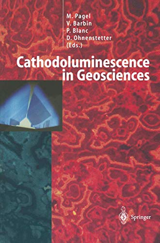 9783642085260: Cathodoluminescence in Geosciences