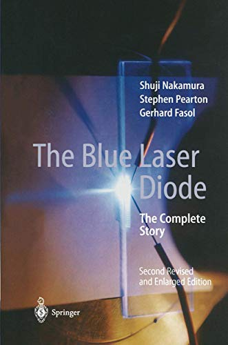 9783642085796: The Blue Laser Diode: The Complete Story