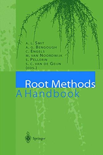 9783642086021: Root Methods: A Handbook