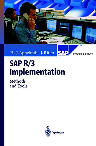 9783642086120: SAP R/3 Implementation: Methods and Tools (SAP Excellence)