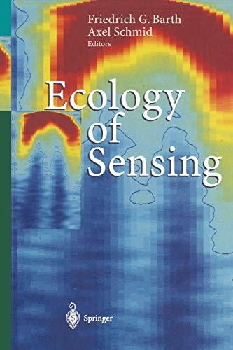 Ecology of Sensing: Springer