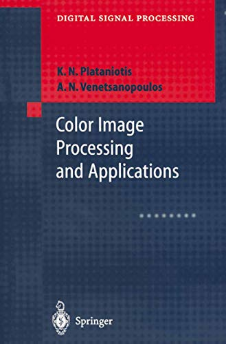 9783642086267: Color Image Processing and Applications (Digital Signal Processing)