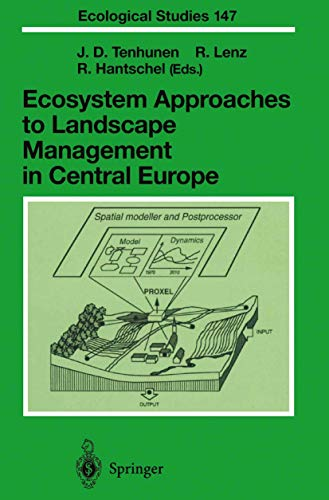 9783642086632: Ecosystem Approaches to Landscape Management in Central Europe (Ecological Studies)