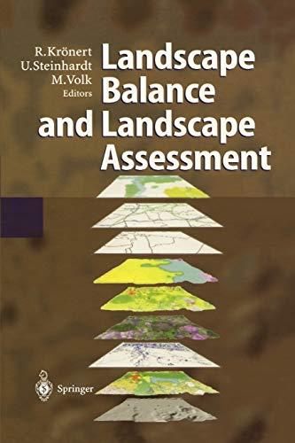 9783642086786: Landscape Balance and Landscape Assessment