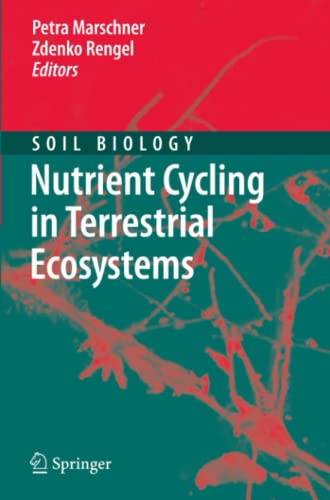 9783642087660: Nutrient Cycling in Terrestrial Ecosystems (Soil Biology)