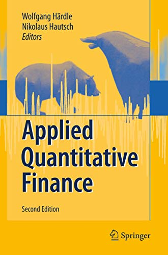 9783642088674: Applied Quantitative Finance