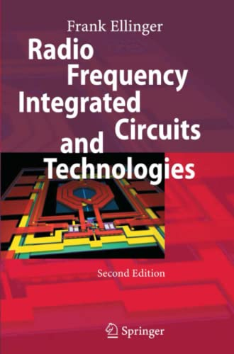 9783642088858: Radio Frequency Integrated Circuits and Technologies