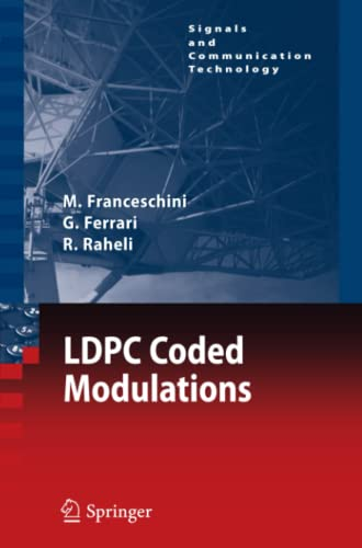 9783642088964: LDPC Coded Modulations (Signals and Communication Technology)