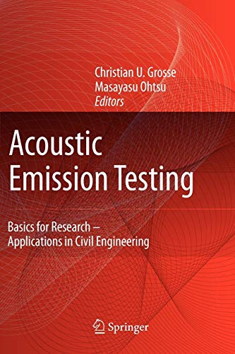 9783642089374: Acoustic Emission Testing