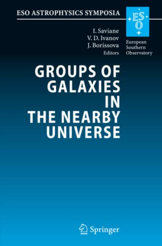 Groups of Galaxies in the Nearby Universe: Proceedings of the ESO Workshop Held at Santiago De ...