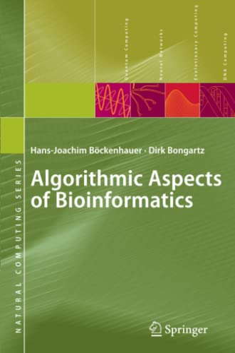 9783642091001: Algorithmic Aspects of Bioinformatics