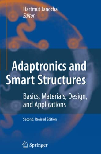 9783642091100: Adaptronics and Smart Structures: Basics, Materials, Design, and Applications