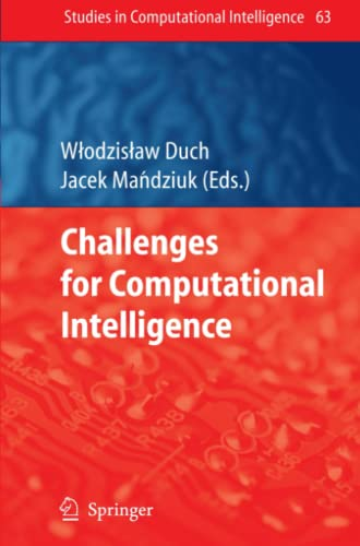 9783642091162: Challenges for Computational Intelligence (Studies in Computational Intelligence)