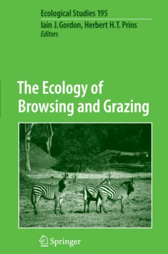 9783642091483: The Ecology of Browsing and Grazing (Ecological Studies)