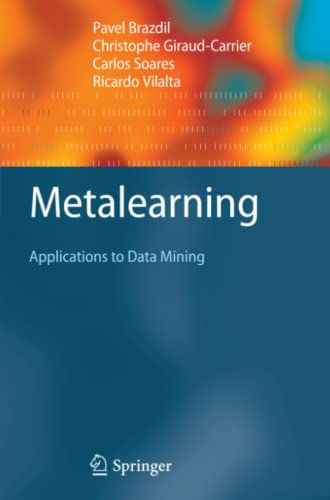 9783642092312: Metalearning: Applications to Data Mining (Cognitive Technologies)