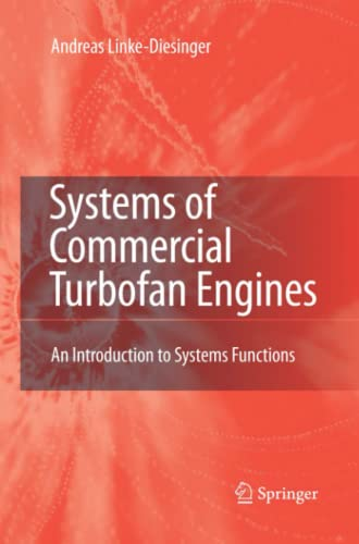9783642092770: Systems of Commercial Turbofan Engines: An Introduction to Systems Functions
