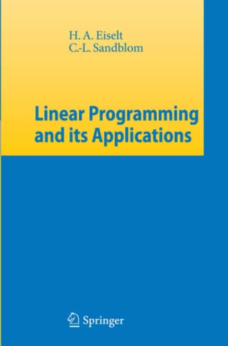 9783642092848: Linear Programming and its Applications