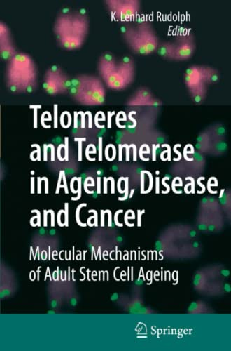 9783642092886: Telomeres and Telomerase in Aging, Disease, and Cancer: Molecular Mechanisms of Adult Stem Cell Ageing