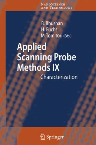 9783642093418: 4: Applied Scanning Probe Methods IX: Characterization (NanoScience and Technology)