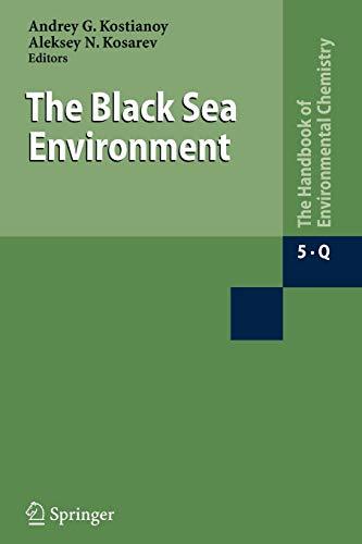 9783642093647: The Black Sea Environment (The Handbook of Environmental Chemistry)