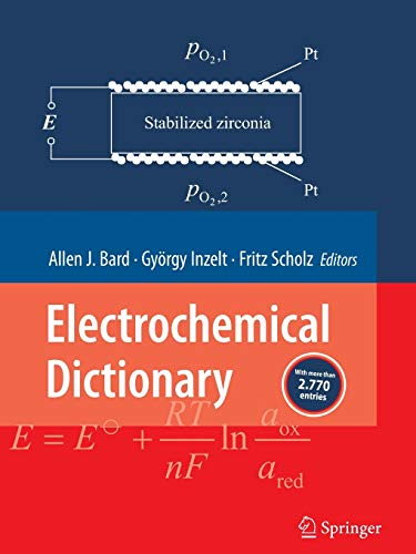Electrochemical Dictionary: Allen J. Bard