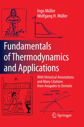 9783642094118: Fundamentals of Thermodynamics and Applications: With Historical Annotations and Many Citations from Avogadro to Zermelo