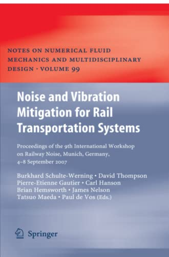 Noise and Vibration Mitigation for Rail Transportation Systems