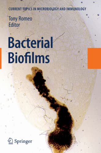 9783642094699: Bacterial Biofilms (Current Topics in Microbiology and Immunology)