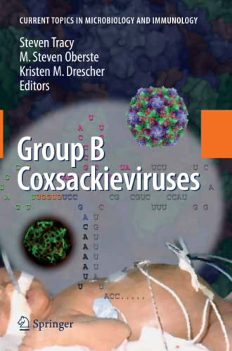 9783642094767: Group B Coxsackieviruses (Current Topics in Microbiology and Immunology)